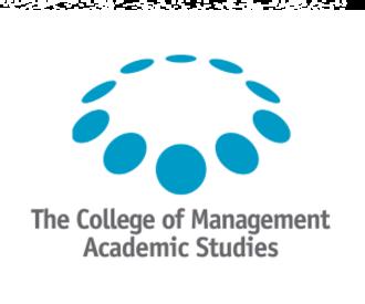 College of Management Academic Studies - College of Management