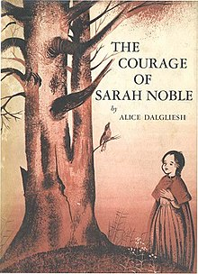 Image result for the courage of sarah noble