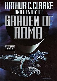 The Garden of Rama book cover