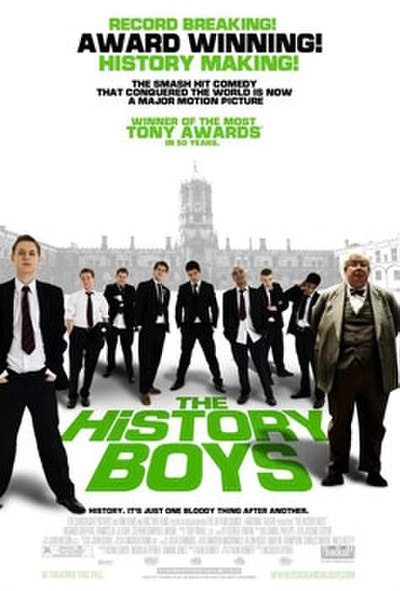 Picture of a movie: The History Boys
