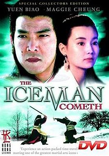 <i>The Iceman Cometh</i> (1989 film) 1989 film by Clarence Fok