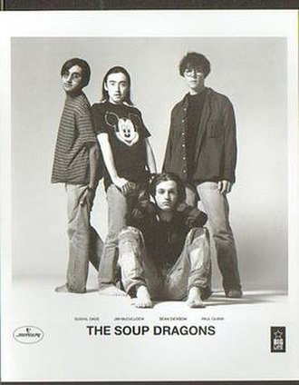 The Soup Dragons - The Soup Dragons