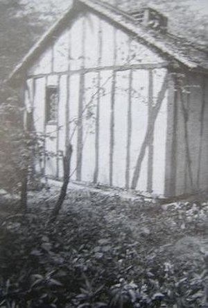 Bricket Wood coven - The Witches' Cottage, where the Bricket Wood coven met to celebrate the sabbats and esbats