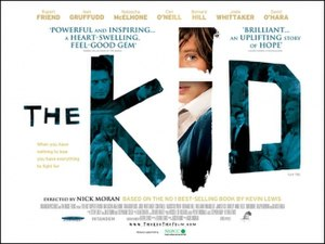 The Kid (2010 film) - British theatrical release poster