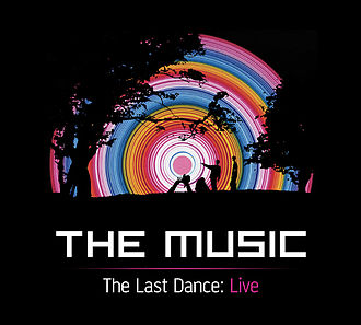 The Last Dance: Live - Image: Themusicthelastdance live