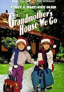 <i>To Grandmothers House We Go</i> 1992 Christmas television film directed by Jeff Franklin