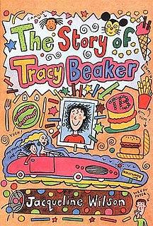 <i>The Story of Tracy Beaker</i> 1991 novel by Jacqueline Wilson