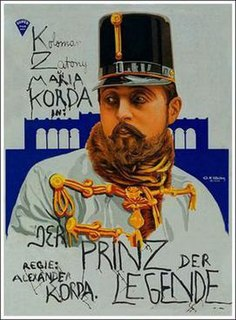 <i>Tragedy in the House of Habsburg</i> 1924 film