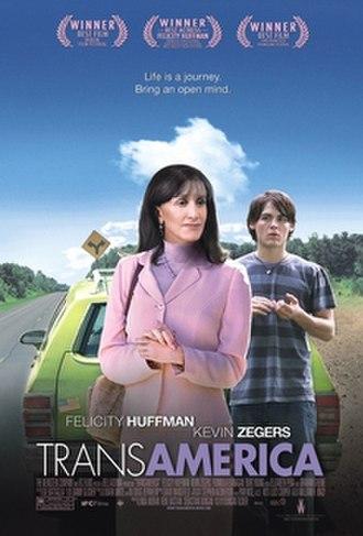 Transamerica (film) - Theatrical release poster