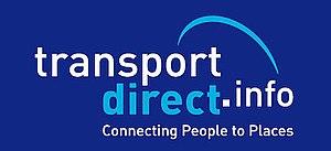 Transport Direct - Transport Direct Logo