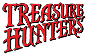 Treasure Hunters (literary series) - Logo for Treasure Hunters