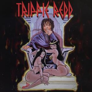 A Love Letter to You - Image: Trippie Redd Love Letter front