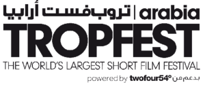 Tropfest Arabia - Image: Tropfest Arabia logo