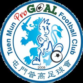 Tuen Mun Progoal FC - Image: Tuen Mun Progoal crest