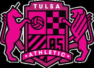 Tulsa Athletic - Image: Tulsa Athletic