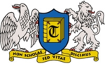 Turiba University coat of arms.png