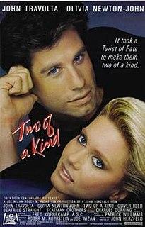 <i>Two of a Kind</i> (1983 film) 1983 film by John Herzfeld