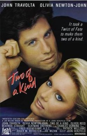 Two of a Kind (1983 film) - Theatrical release poster