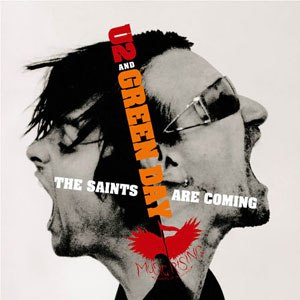 The Saints Are Coming - Image: U2 and Green Day The Saints Are Coming cover