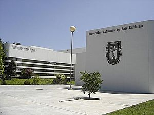 Autonomous University of Baja California, Tijuana - UABC,  Otay Campus
