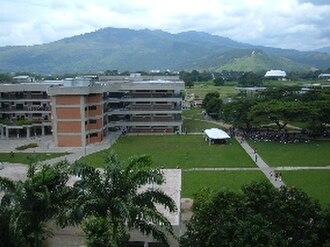 Naguanagua Municipality - A View Near FACES at the Universidad de Carabobo