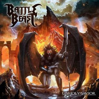 Unholy Savior - Image: Unholy Savior by Battle Beast