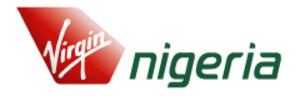 Air Nigeria - Virgin Nigeria's logo.