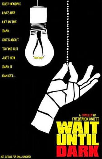 Wait Until Dark - Film poster