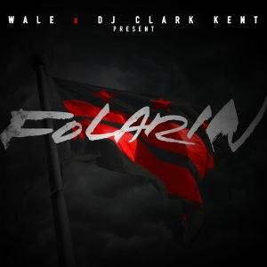 Folarin (album) - Image: Wale Folarin Cover