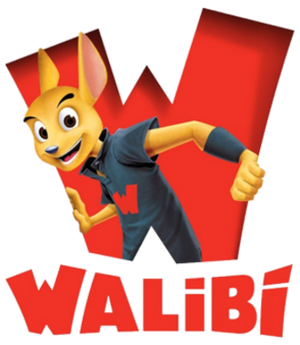 Walibi Rhône-Alpes - Image: Walibi logo