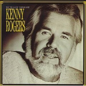 We've Got Tonight (Kenny Rogers album) - Image: We've Got Tonight