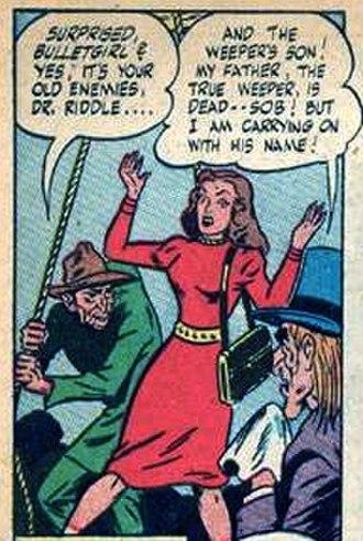 Weeper (DC Comics) - Image: Weeper II