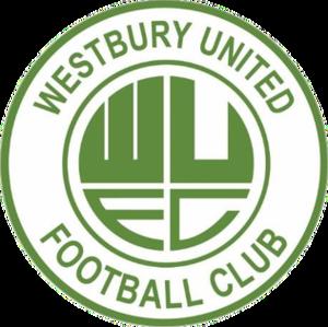 Westbury United F.C. - Image: Westbury United Logo