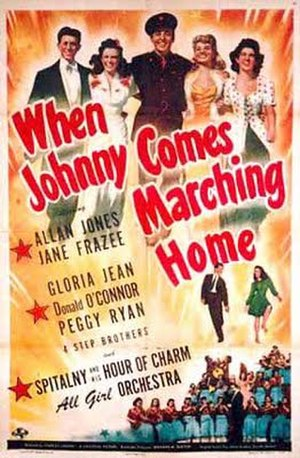When Johnny Comes Marching Home (film) - Image: When Johnny Comes Marching Home