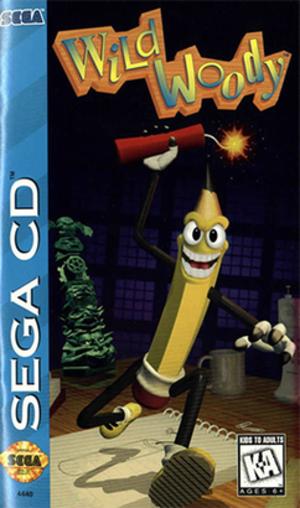 Wild Woody - Cover art