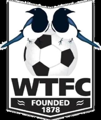 Wimborne Town F.C. - Image: Wimborne Town F.C. (logo)