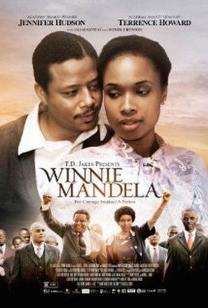 Winnie Mandela (film) - film poster