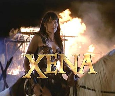 Picture of a TV show: Xena: Warrior Princess