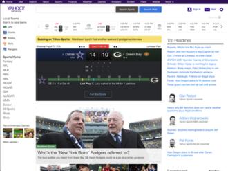 Yahoo Sports - Yahoo Sports homepage
