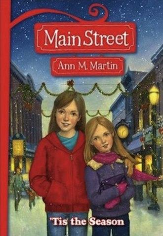 Main Street (novel series) - Image: 'Tis the Season cover