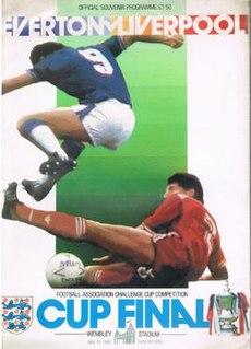 1986 FA Cup Final