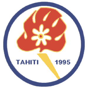 1995 South Pacific Games - Image: 1995 South Pacific Games logo