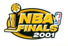 2001 NBA Finals - Wikipedia, the free encyclopedia