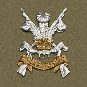 3rd Carabiniers - Badge of the 3rd Carabiniers