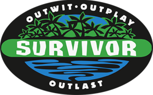 Survivor (franchise) - A recreation of the logo for the first U.S. Survivor season, Survivor: Borneo.