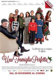 <i>A Perfect Family</i> 2012 Italian film
