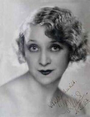 Binnie Hale - Hale, c. 1920s
