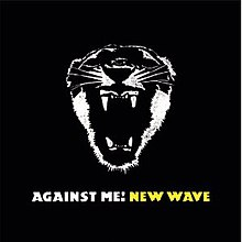 Against Me - New Wave coverjpg