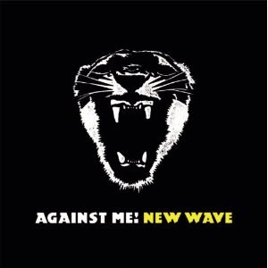 New Wave (Against Me! album) - Image: Against Me! New Wave cover