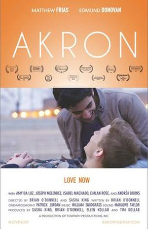 Akron (2015 film) - Akron movie poster